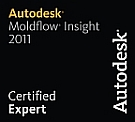 Certified Moldflow® Consulting Partner